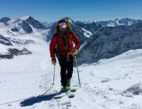 Curso de esqui de travesia Benasque