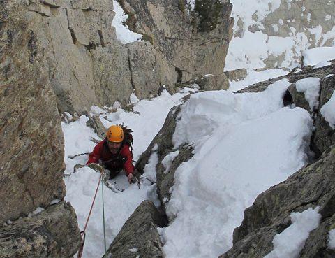 Curso de alpinismo Nivel 1